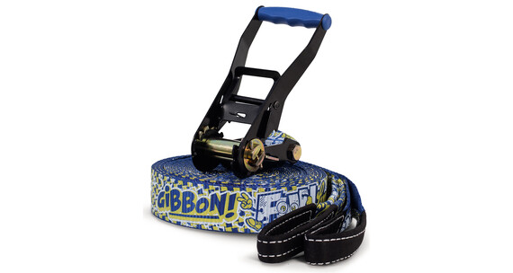 GIBBON Fun Line Slackline Blue